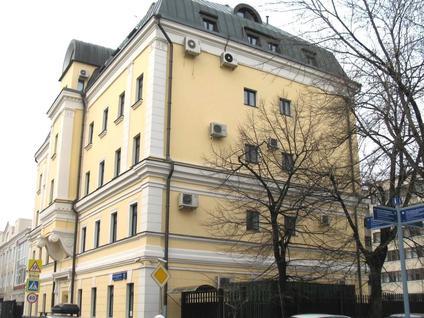 Особняк Предтеченский Б. переулок, 22, id id1241, фото 1