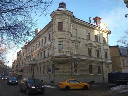 Особняк Харитоньевский Б. переулок, 10/1, id id1311, фото 1