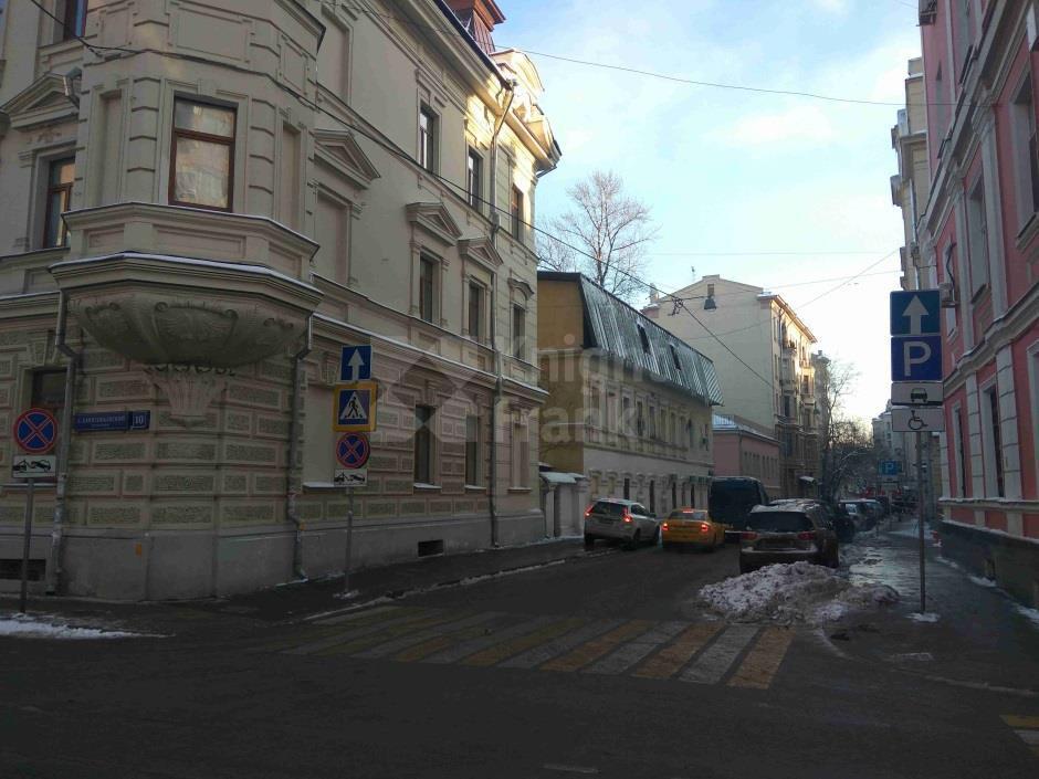 Особняк Харитоньевский Б. переулок, 10/1, id id1311, фото 2