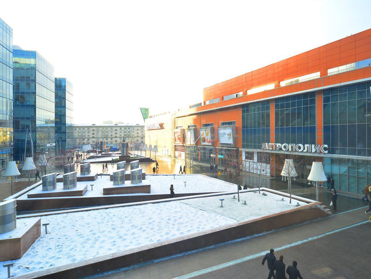 Бизнес-центр Метрополис (Строение 1), id id13413, фото 3