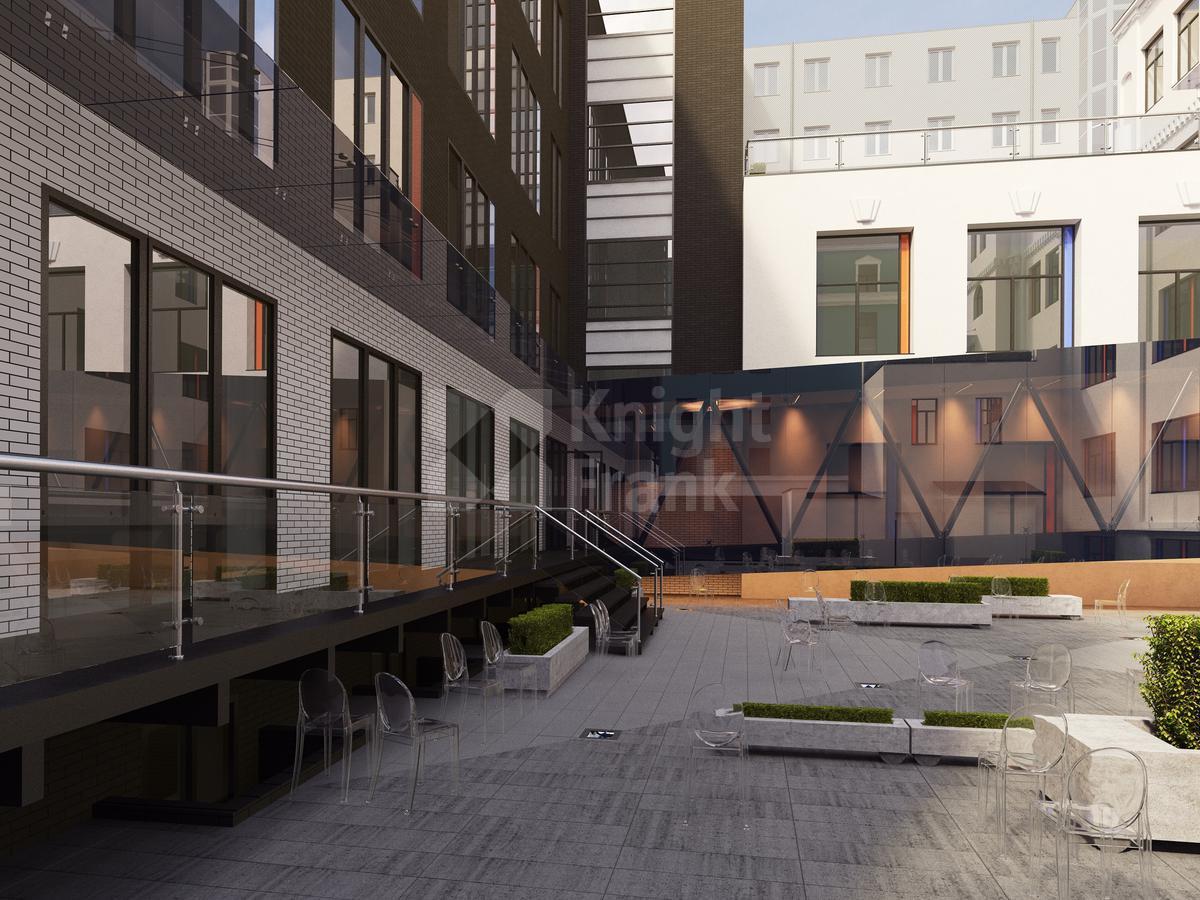 Бизнес-центр Домино (Строение 1), id id13533, фото 4