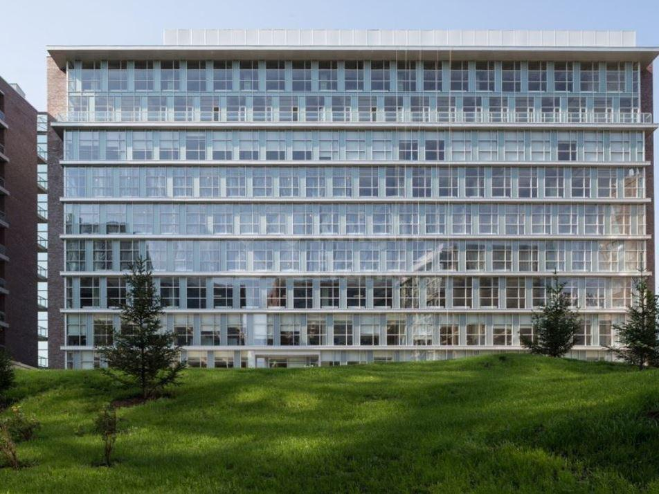 Бизнес-центр Вивальди Плаза (Лето), id id13956, фото 8