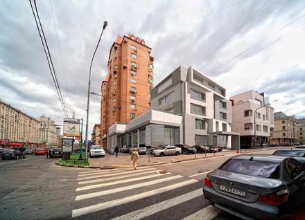 Бизнес-центр Валовая улица, 21, id id1399, фото 1