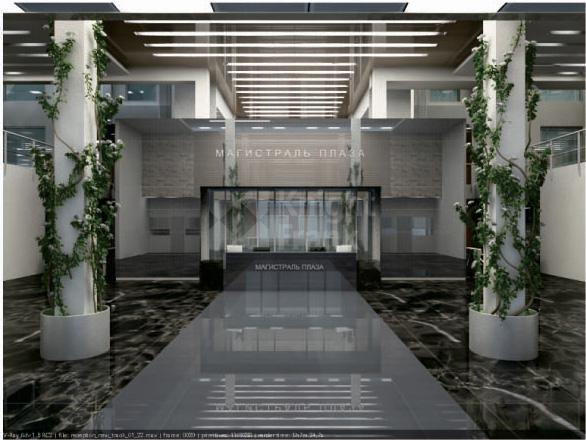 Бизнес-центр Магистраль Плаза, id id140, фото 10