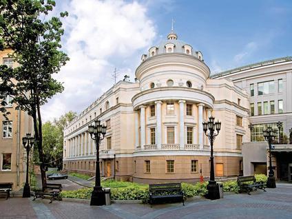 Бизнес-центр Волхонка улица, 6 стр. 2, id id1556, фото 1