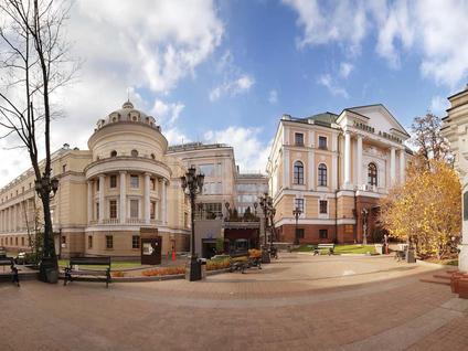 Бизнес-центр Волхонка улица, 6 стр. 2, id id1556, фото 2