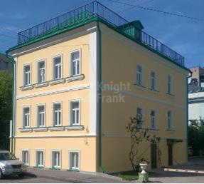 Особняк Спасоналивковский 1-й переулок, д. 8, id id163, фото 1
