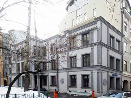 Особняк Гагаринский переулок, 33, id os1635, фото 1