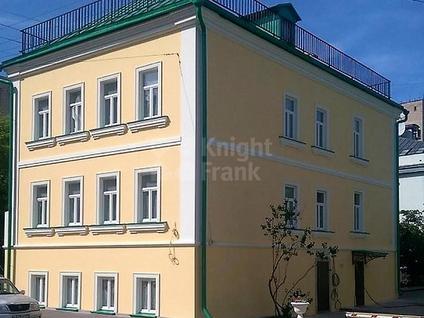 Особняк Спасоналивковский 1-й переулок, 8 стр. 2, id id164, фото 1