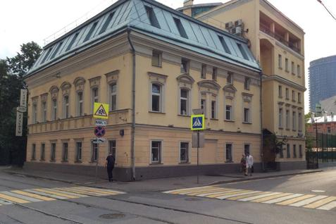 Особняк *Гиляровского улица, 51, id id1678, фото 1