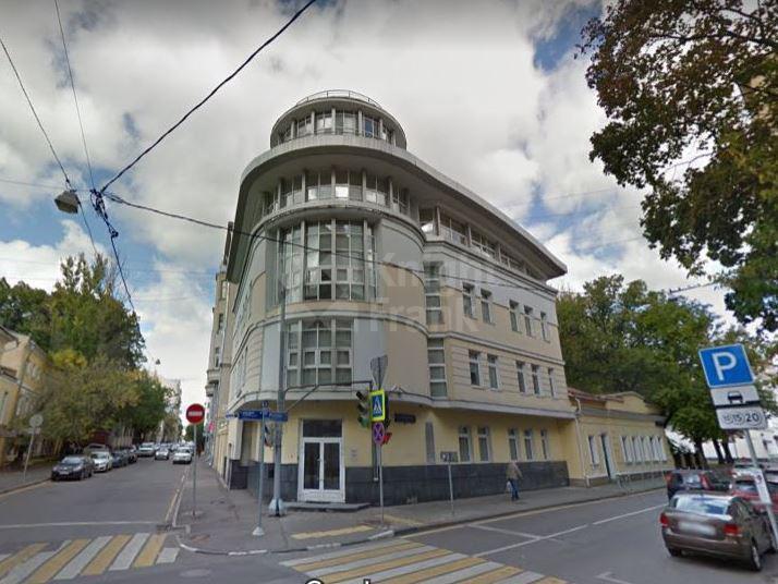Особняк Денежный переулок, 2, id id1819, фото 1