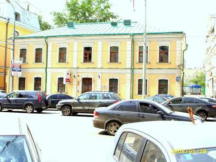Особняк Особняк на Долгоруковской, id os1900, фото 1