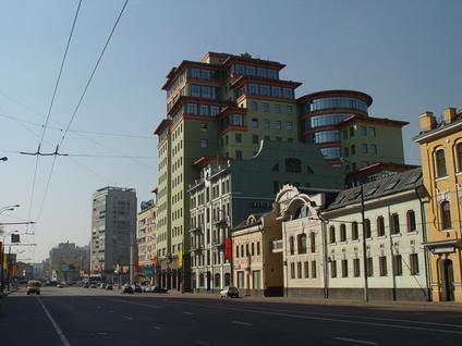 Бизнес-центр Садовая Плаза, id os1906, фото 2