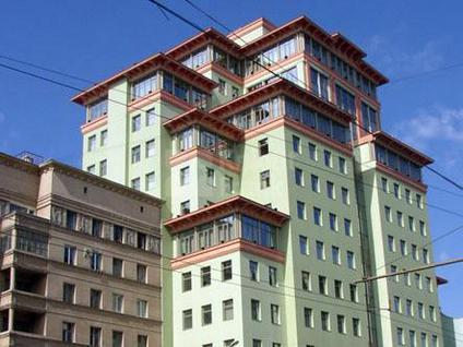 Бизнес-центр Садовая Плаза, id os1906, фото 1