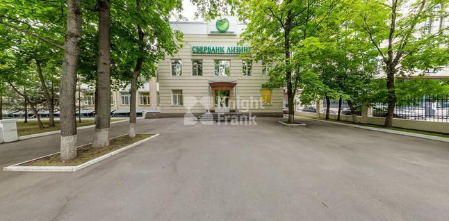 Особняк Воробьевское шоссе, 6, id id19315, фото 1