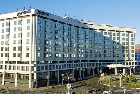 Бизнес-центр Рэдиссон Славянская, id os1946, фото 1