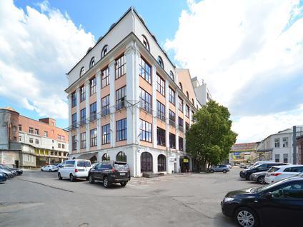 Бизнес-центр Переведеновский переулок, 13, стр. 18, id id19462, фото 1