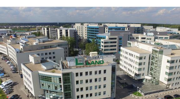 Бизнес-парк Рига Лэнд (Фаза II стр. 5), id id19823, фото 1