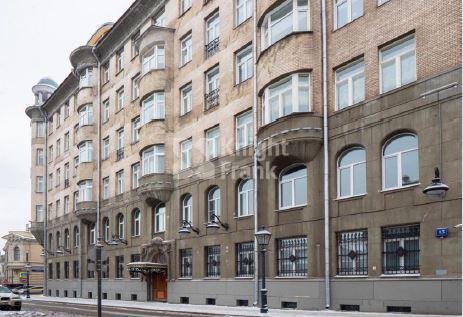 Особняк Знаменка улица, д. 8/13 стр. 1, id os2051, фото 1