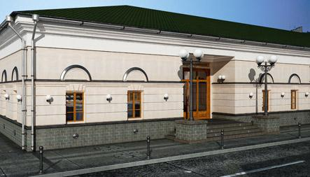Особняк Галерея на Фрунзенской, id id20909, фото 1