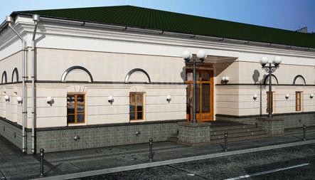 Особняк Галерея на Фрунзенской, id os20909, фото 1