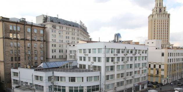 Бизнес-центр Каланчевский, id id2113, фото 1