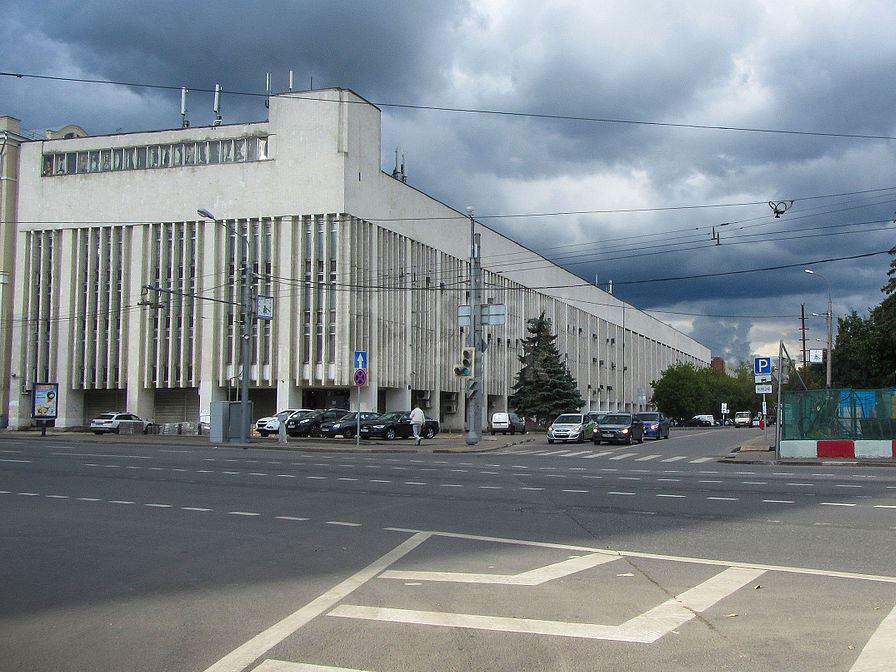 Бизнес-центр Щипковский 1-й переулок, 1, id id216, фото 1