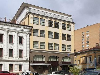 Особняк Саввинский Б. переулок, 2 стр. 9, id os21742, фото 1