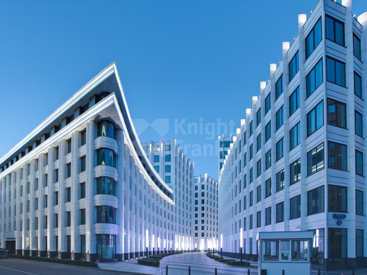 Бизнес-центр Аквамарин III (Здание 3), id os21779, фото 1