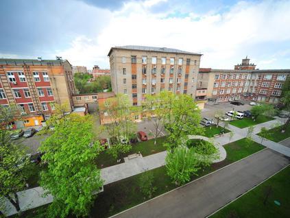 Бизнес-парк Бизнес-квартал Шереметьевский (Строение 1), id os21862, фото 1