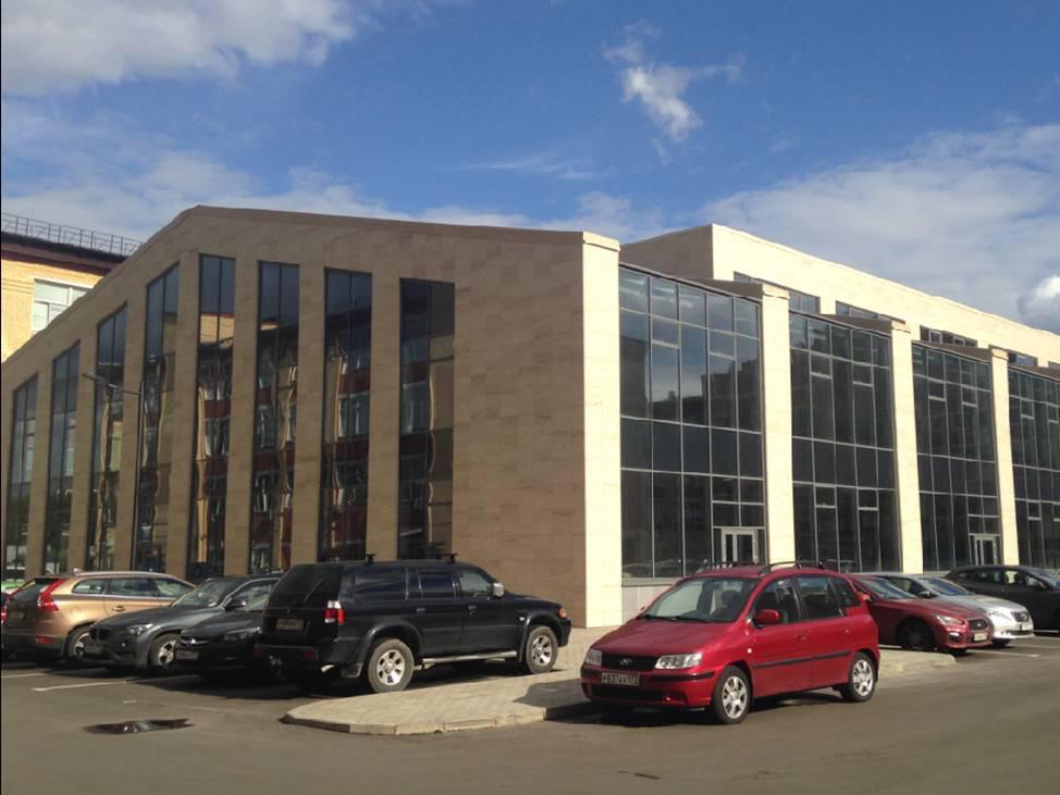Бизнес-парк Бизнес-квартал Шереметьевский (Строение 1), id id21862, фото 4