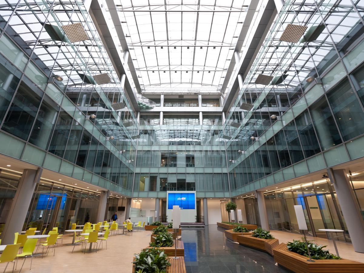 Бизнес-центр Легион II (Здание Сименс), id id22269, фото 3