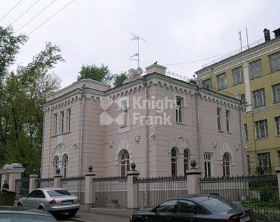 Особняк Колпачный переулок, 9 стр. 1, id id2234, фото 1