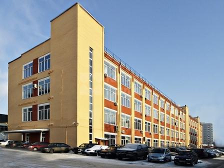 Бизнес-парк Бизнес-квартал Шереметьевский (Строение 4), id id23220, фото 1