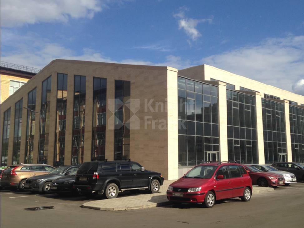 Бизнес-парк Бизнес-квартал Шереметьевский (Строение 4), id id23220, фото 4