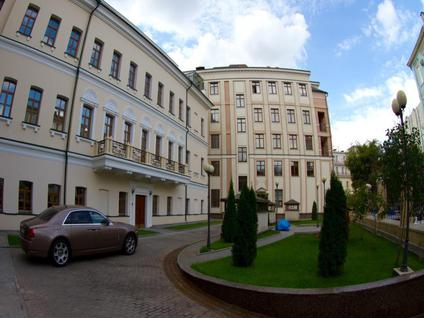 Особняк Гнездниковский Большой переулок, 3, id id23569, фото 1
