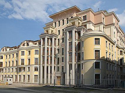 Особняк Гнездниковский Большой переулок, 3, id id23569, фото 4