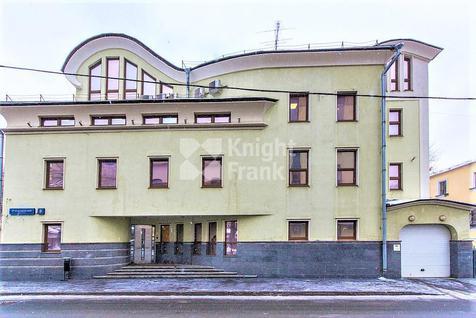Офисное здание Кадашевский 3-й переулок, д. 8, id os23618, фото 1