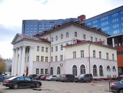 Особняк Ленинградский проспект, 31 стр. 3, id id23673, фото 1