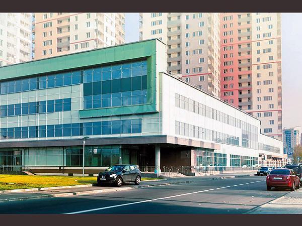 Многофункциональный комплекс Чемпион Парк, id id24041, фото 1