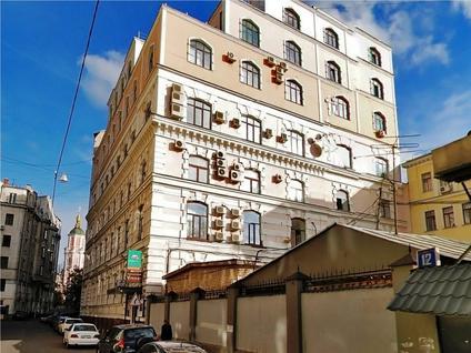 Бизнес-центр Кривоколенный переулок, 12/1, id os2414, фото 1