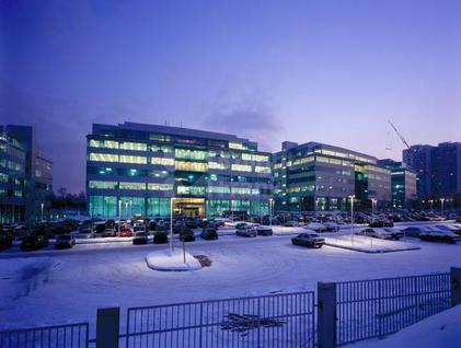 Бизнес-парк Крылатские холмы (Пламя), id os2429, фото 2