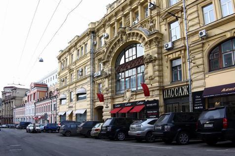 Особняк Кузнецкий мост, 19, id id2451, фото 1