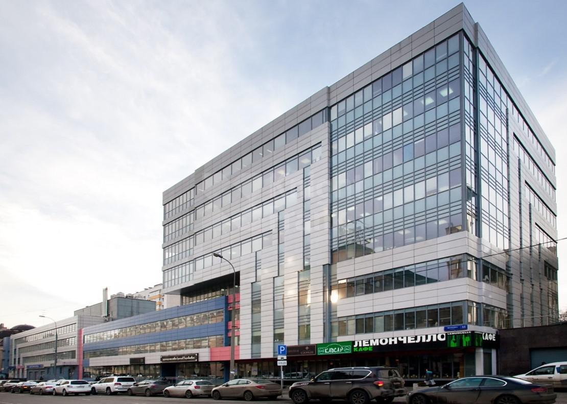 Бизнес-центр Этмиа II, id id25578, фото 1