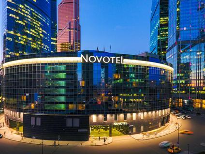 Многофункциональный комплекс CITY POINT (Novotel), id id25652, фото 2