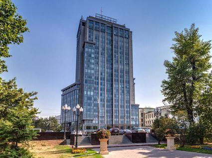 Бизнес-центр Горький Парк Тауэр, id os2569, фото 1