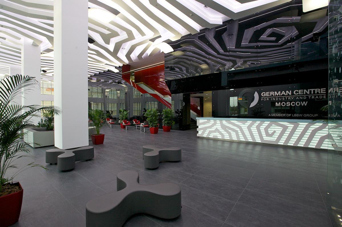 Бизнес-парк Немецкий центр (Нагатино i-Land), id id25700, фото 3