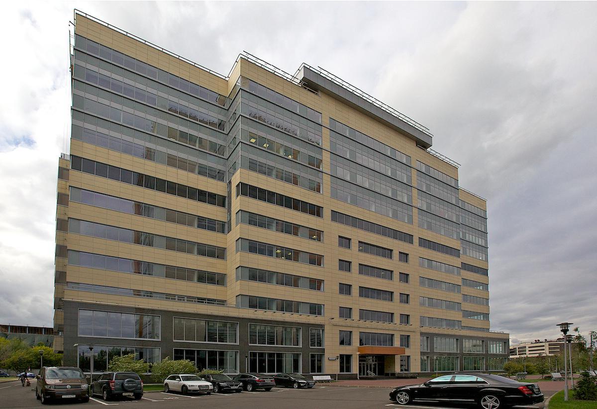 Бизнес-парк Немецкий центр (Нагатино i-Land), id id25700, фото 8