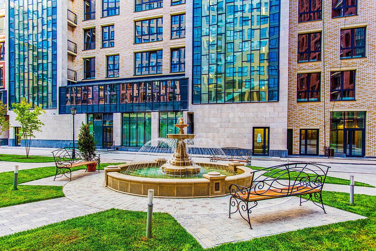 Многофункциональный комплекс Баррин Хаус, id id25884, фото 2