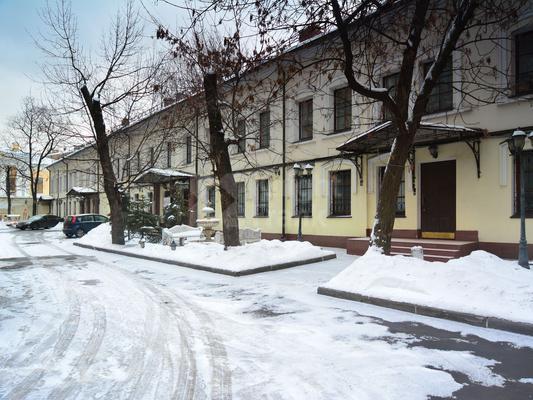 Особняк Леонтьевский, id os2593, фото 1